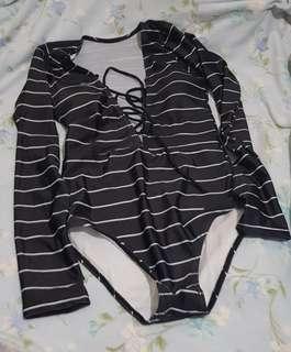 REPRICED Eika rashguard swimwear