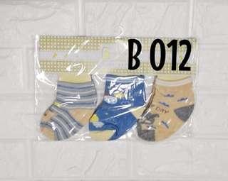 🚚 0-12 Baby Socks
