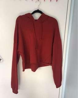 Glassons Cropped hoodie