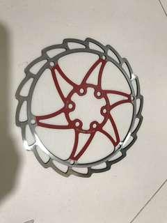 Disc brake one pair