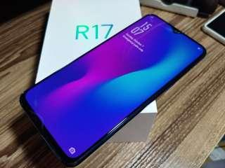 [Local Set] OPPO R17 128GB 6GB Ambient Blue