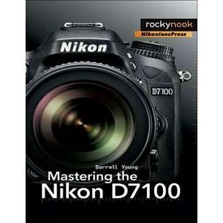 ( eBook ) Mastering the Nikon D7100