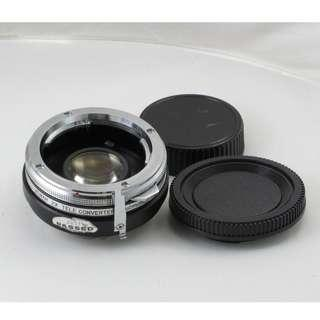 VEMAR 2X AUTO TELE CONVERTER FOR Minolta MD mount Lens