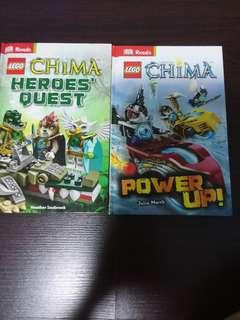 Legos Chima Heroes Quest Power Up