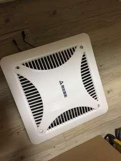 🚚 阿拉斯加浴室抽風換氣機