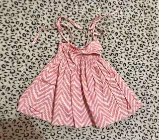 Laila & Lyra Pink Dress