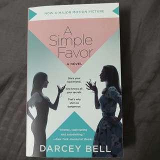 Book: A Simple Favour