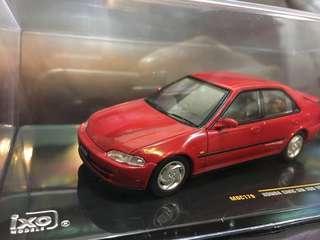 1/43 Honda Civic SiR 1992 EG9