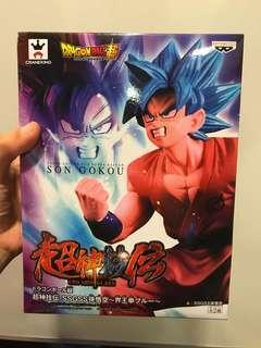 Dragon Ball Cho Shin Gi Den - SSGSS Goku - Kaioken (A)