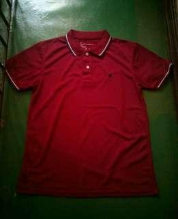 GIORDANO Tapered Fit Polo shirt (medium)