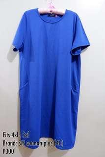 Plus Size Dress 4xl - 5xl