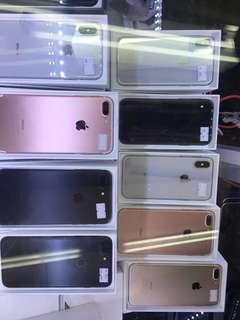 Wholesale 50pc Iphone 7+128gb
