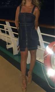 Miss shop denim dress