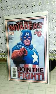 Marvel 2004 The New Invaders #0