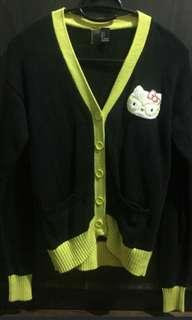 Forever21 x Hello Kitty Cardigan