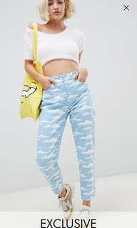 The Simpsons jeans