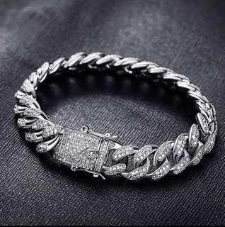 🚚 MEN's HIP HOP BRACELET