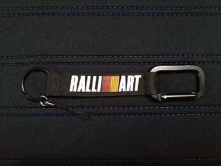 Ralliart Lanyard Key Chain