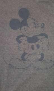 Mickey Mouse Ringer Tshirt