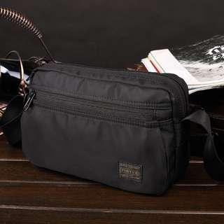 61f7be03d2 Japan Yoshida Porter Pouch full Version Nylon Sling Messenger Bag Ipad Size