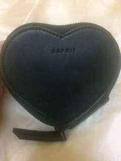 Authentic Esprit Small Heart Pouch