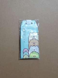 🚚 Sumikko Gurashi luggage tag