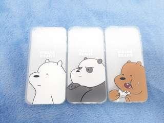 We Bare Bears iPhone 5/5s/se case