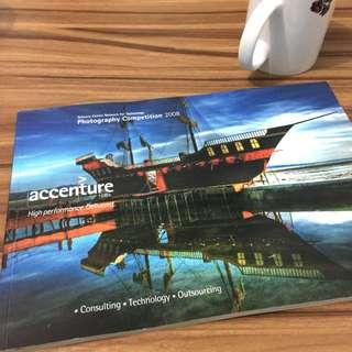 Accenture 2008 Photography Coffee Table Book