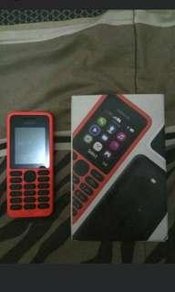 Nokia 130 (Red) + Memory 16GB