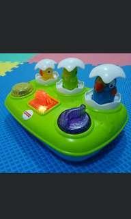Fisher Price toy baby popper