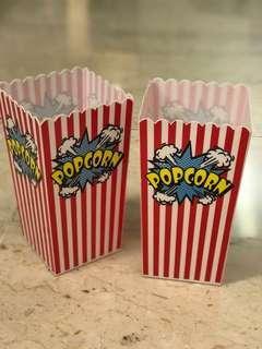 Popcorn Box (PVC)