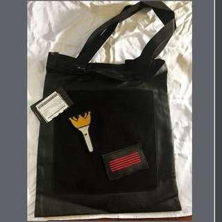(包郵)Big Bang book bag