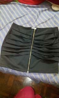 H&M50 Sexy co.lette mini skirt