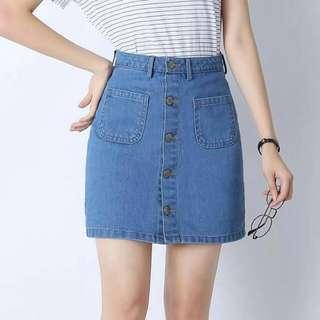 Maong Skirts