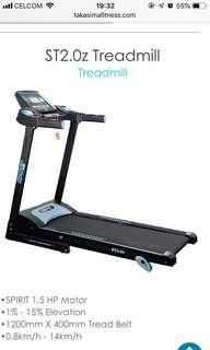 Takasima treadmill ST2.0z