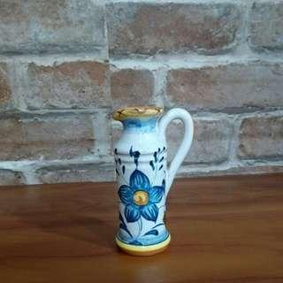 義大利進口手繪可愛小花瓶