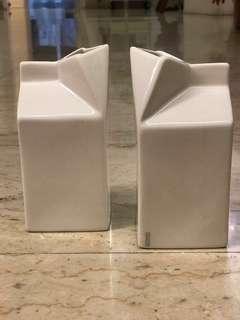BN Ceramic Milk Pitchers (sold as set of 2)