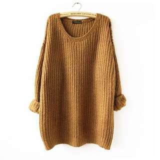 [PRE ORDER] Korean Sweater