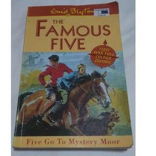 Enid Blyton's Famous Five (Five Go To Mystery Moor)