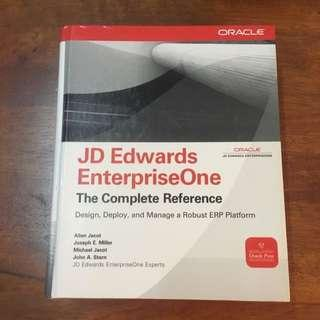 [Reduced!] JD Edwards EnterpriseOne: The Complete Reference