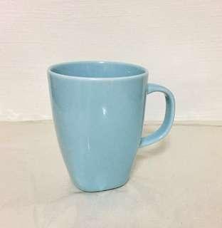IKEA Mug Cup Turquoise Green x3