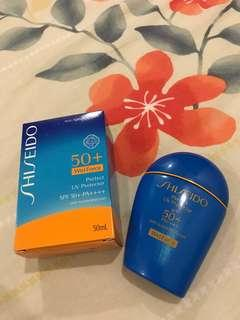 Shiseido Wetforce Perfect UV Protector SPF50+ PA++++ 50ml