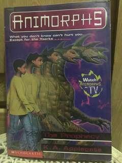 Science Fiction-ANIMORPHS