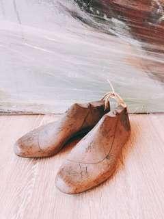 Antique Kid's Shoe Last