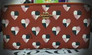 Genuine Authentic Coach Wallet