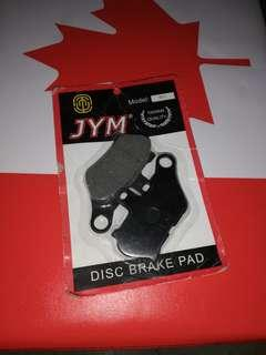 Mio sporty brake pads