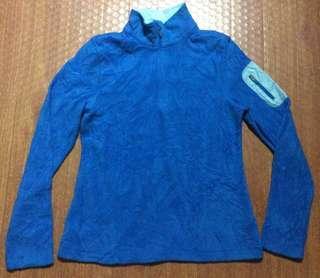 Danskin Half Zip Trekking Jacket Women Authentic