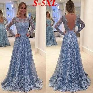 Evening Gown Dress(preorder)