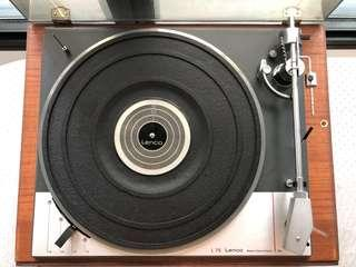 Lenco L75 Vintage Turntable