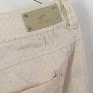 Mango star chinos pants